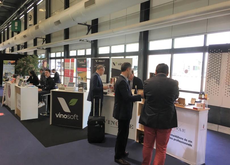 Baqio et la Wine Tech à Bordeaux pour Vinexpo