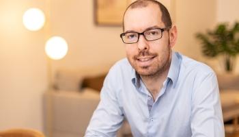 Sylvain Gautier, co-fondateur et directeur technique de Baqio